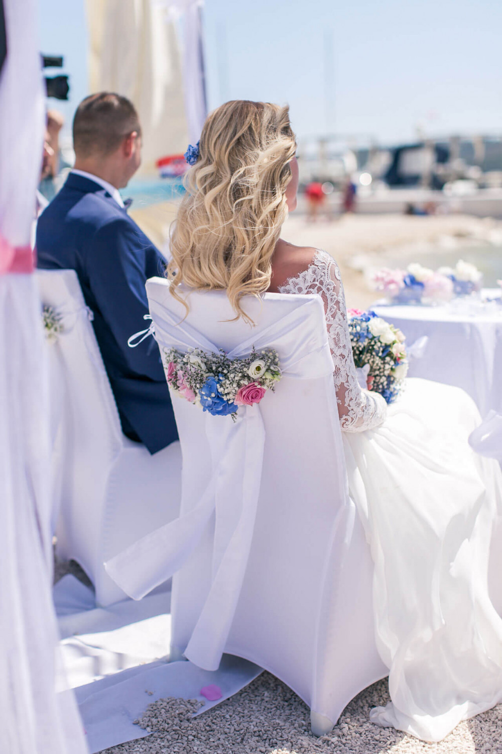 Celebrate your wedding in style at the Yachtclub